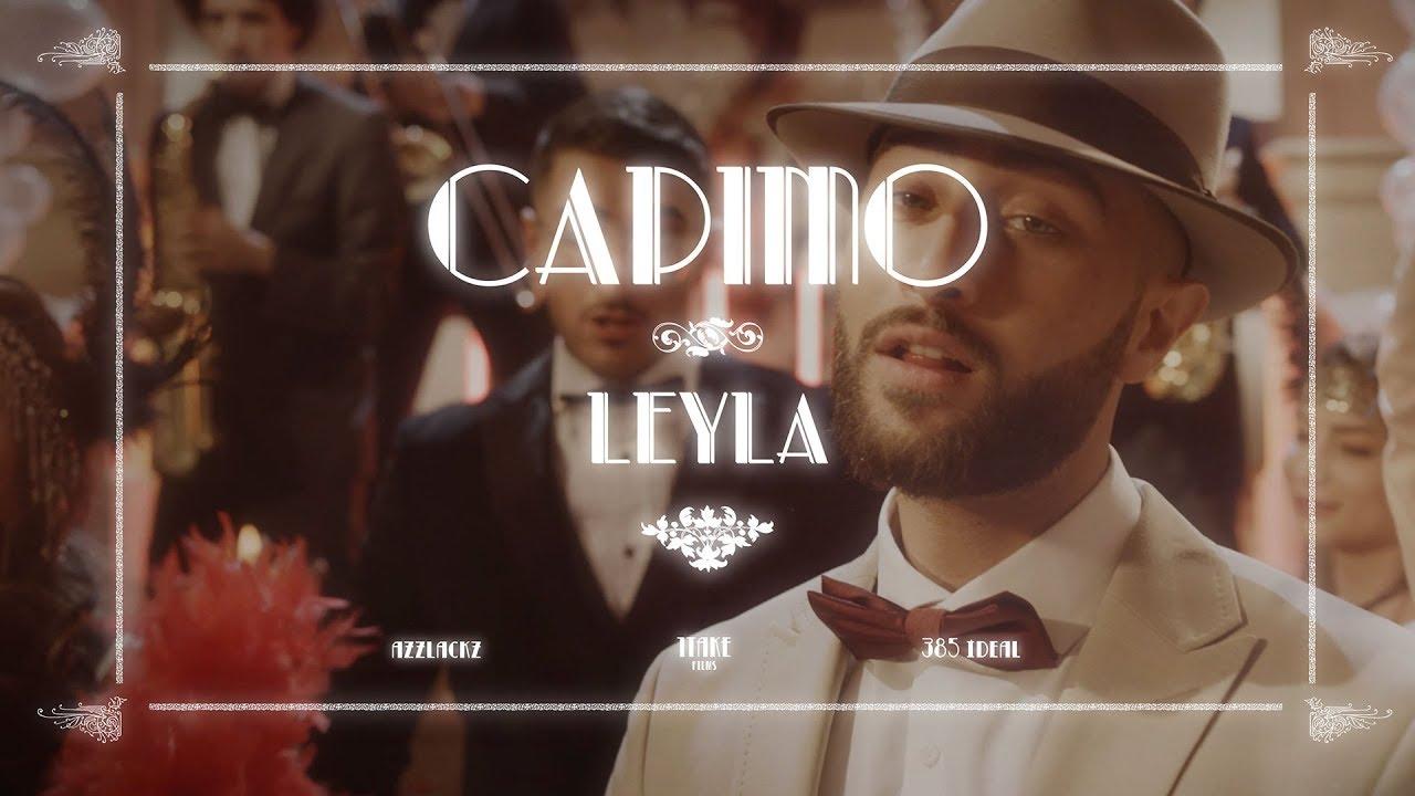 Nimo & Capo - LEYLA (prod. von PzY) [Official 4K Video]