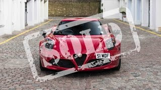 Why I Sold my Alfa Romeo 4C