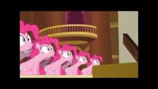 my little pony pinkie pie calling all the monsters