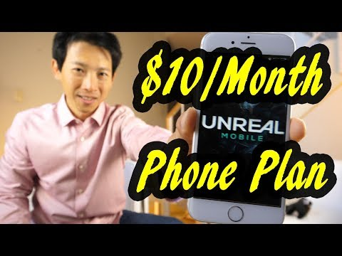 The 10 Dollar Mobile Plan I Use