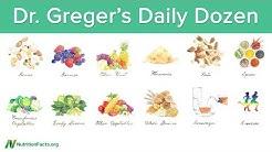 Dr. Greger's Daily Dozen Checklist