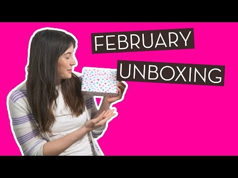 February 2019 Unboxing – Time To Love You!}