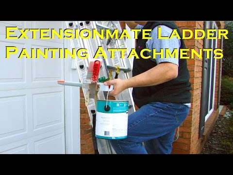 Extensionmate Ladder Attachment Painting Accessories