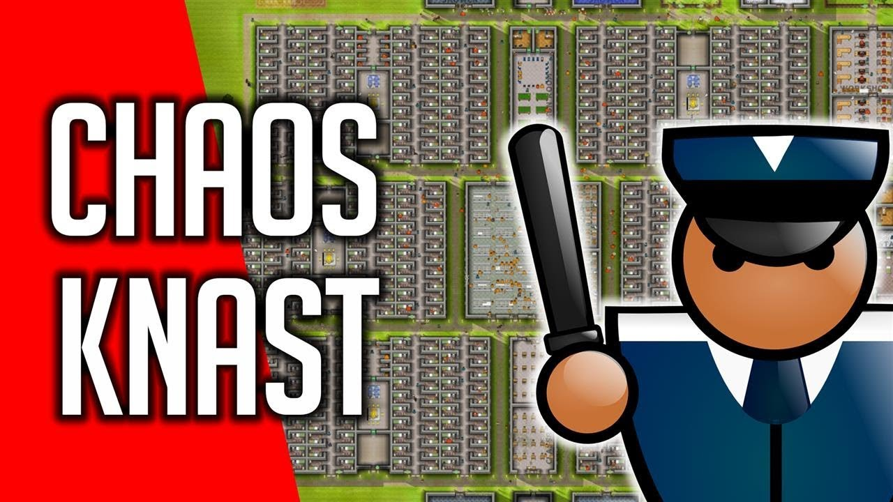 chaos im knast