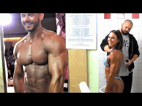 NABBA/WFF Austrian Open 2016 - Backstage & Impressions