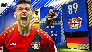 FIFA 18 TOTS VOLLAND REVIEW | 89 TOTS VOLLAND PLAYER REVIEW | FIFA 18 ULTIMATE TEAM