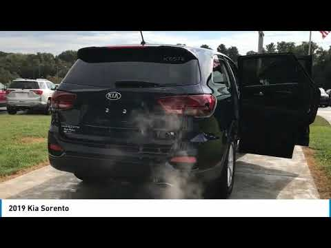 2019 Kia Sorento New Rusty Wallace Auto Morristown, TN 423 586 1441 Live  K5578