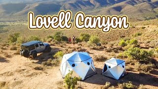 Lovell Canyon Camping - Souтhern Nevada - October 2020