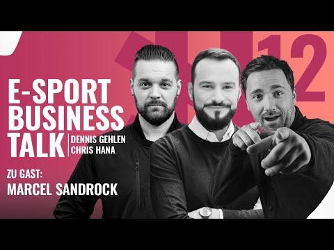 #12: EA FIFA E-Sport und was du über STARK Esports wissen musst, mit Marcel Sandrock (STARK Esports)