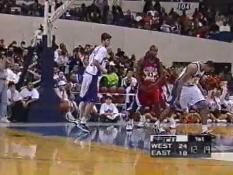 Al Harrington  McDonald's AllAmerican Highlights 1998