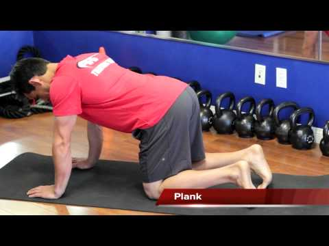 Awesome Core Training Video For Low Back Pain Rehabilitation - FOR Performance Place® Clients ONLY