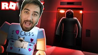 Horror Elevator Time | Roblox Horror Elevator