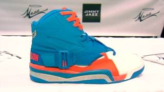 Tribute to Anthony Mason With Limited Edition Sneaker