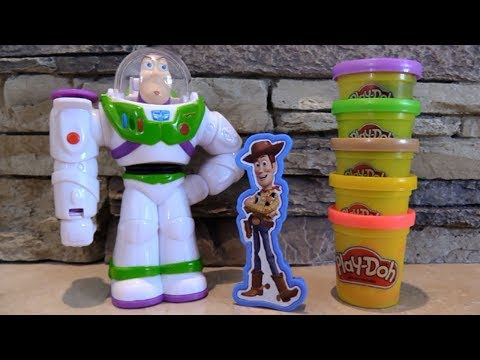 Play-Doh Toy Story Buzz Lightyear Play Set