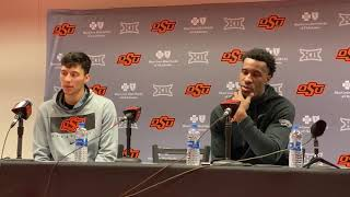 OSU Basketball: Waters & McGriff comment on loss to Georgetown