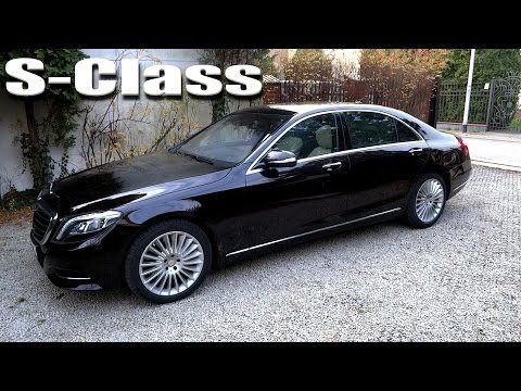 2016 Mercedes-Benz S-Class S350 4Matic W222 Review [ENG] In Depth Walkthrough Walkaround