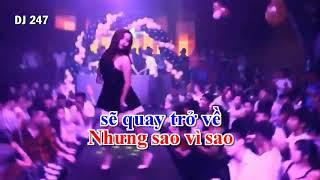 Karaoke Sao băng khóc (remix) - Tam Hổ Band - Nguoicodonvn2008.info ( Dual)