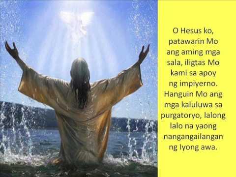 Luminous Mystery_FULL (Tagalog Rosary - Ang Misteryo ng Liwanag)