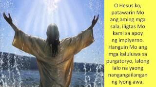 Download lagu Luminous Mystery_FULL (Tagalog Rosary - Ang Misteryo ng Liwanag)