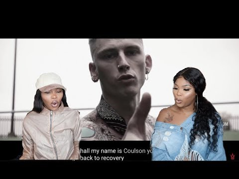 "Machine Gun Kelly ""Rap Devil"" (Eminem Diss) REACTION | NATAYA NIKITA"