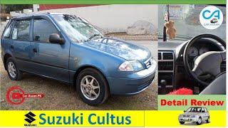 Suzuki Cultus || (2000-2017) Detailed Review, Price Specs , Features, Test Drive