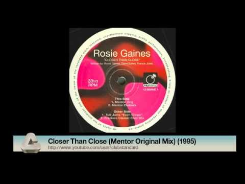 Closer Than Close (Mentor Original Mix) (1995)