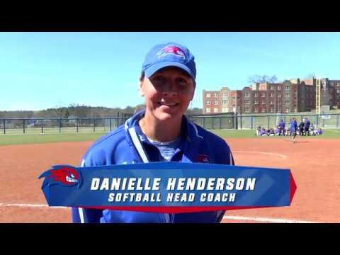Softball Head Coach Danielle Henderson Postgame vs. UAlbany