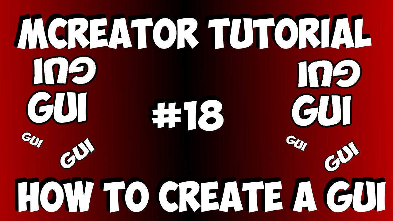 MCreator Tutorial (1 7 0) [1 10 2] #18 How To Make Custom GUI'S by  MultiPSthreegamer