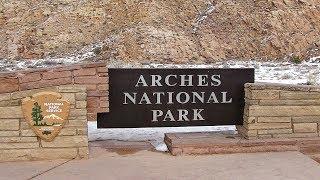 ARCHES NATIONAL PARK MOAB UTAH USA GRAND CIRCLE SAND STONE SLICK ROCK