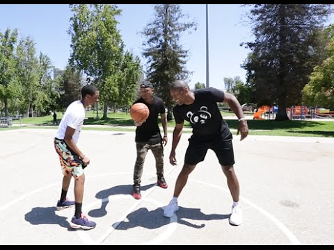 Spoken Reasons VS. Metta World Peace (1 on 1 Basketball) [#FCHW]