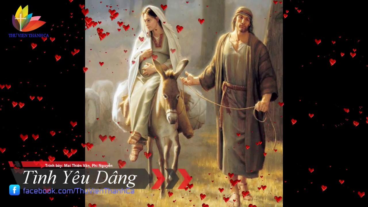 Tình Yêu Dâng – Mai Thiên Vân ft Phi Nguyễn [Thánh Ca]
