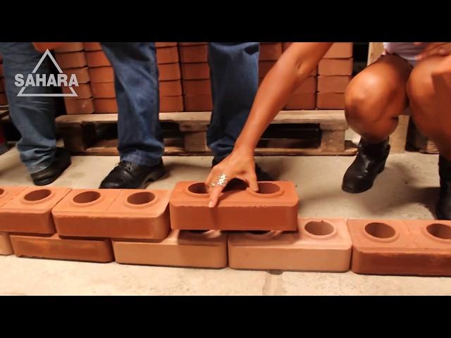 Ecological Bricks Making Machine | Sahara Technology