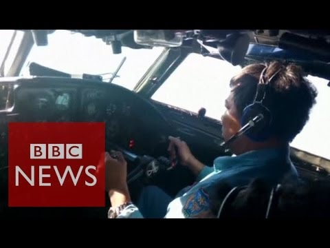 Malaysia Airlines plane missing: How do aircraft vanish? BBC News