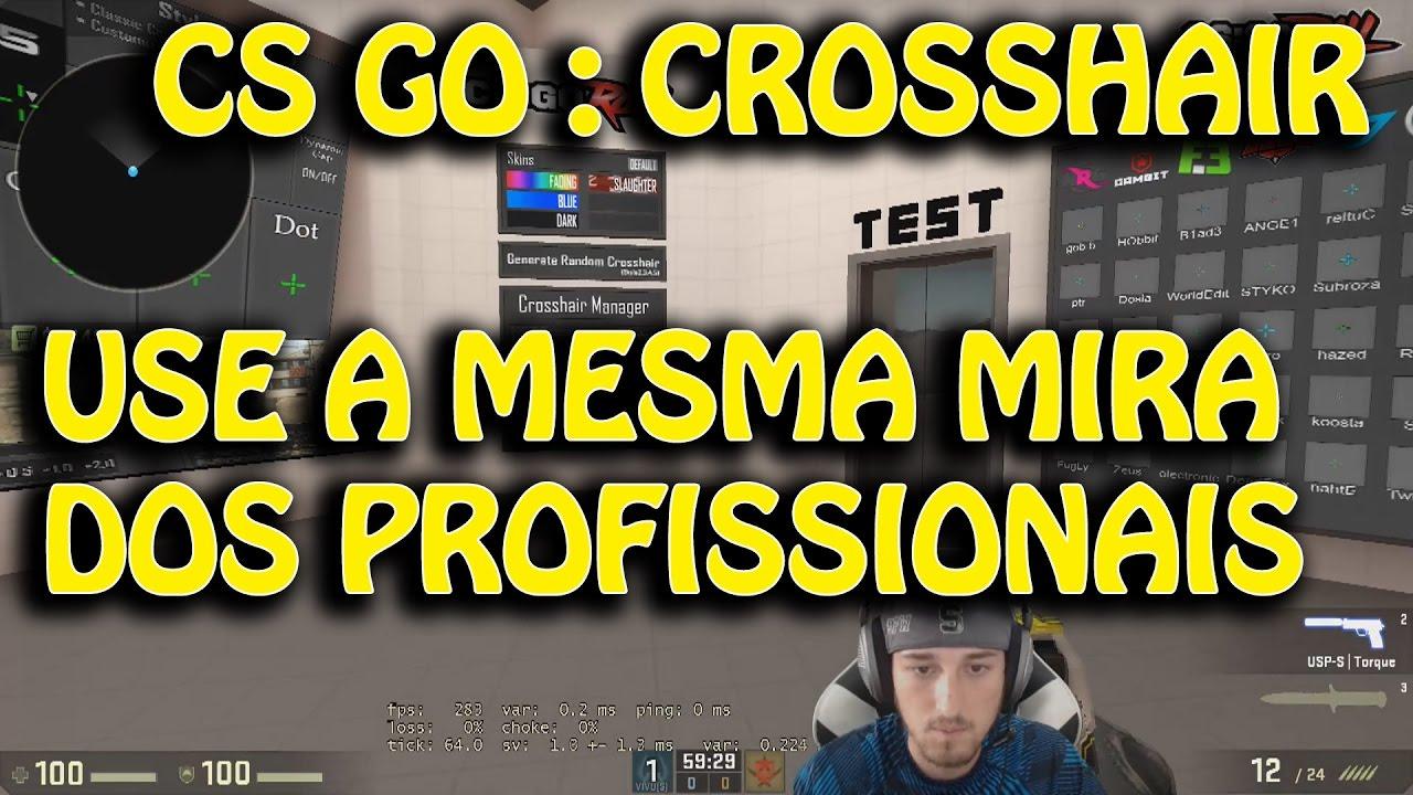 how to change crosshair cs go