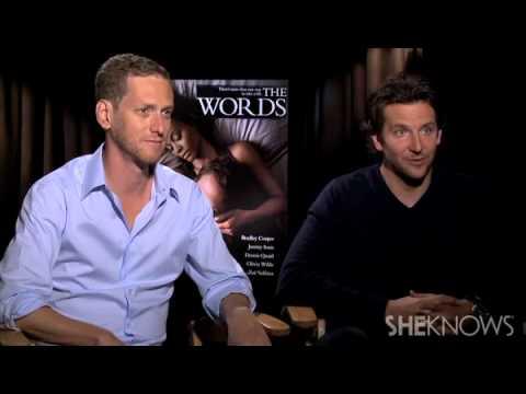 Bradley Cooper & Words Director Brian Klugman Were