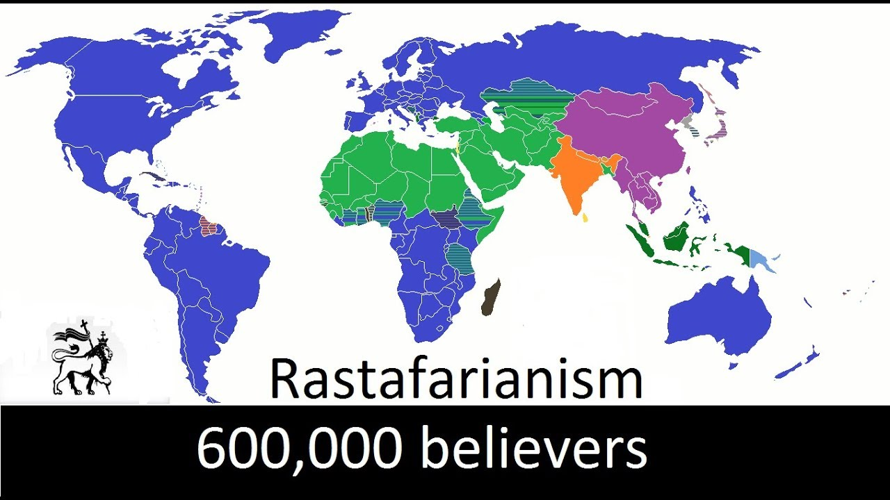 What is the largest religion in the world?
