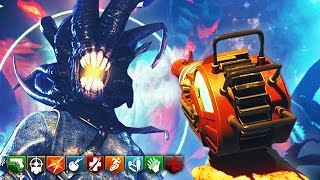 """REVELATIONS"" FULL EASTER EGG & *SUPER* EASTER EGG LIVE - ALL BOSS FIGHTS! (Black Ops 3 Zombies)"