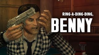 The Story of Fallout New Vegas Part 3: Ring-a-Ding-Ding, Benny - Fallout New Vegas Lore