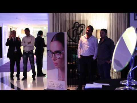 Qatar Optics - Launching of Spring/Summer 2014 SWAROVSKI eyewear