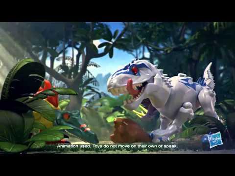 Jurassic World Australia Hero Mashers