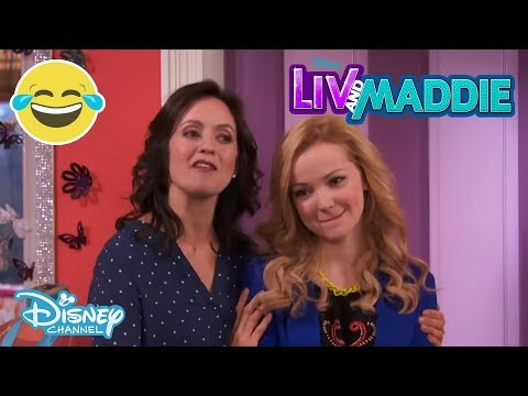 Liv and Maddie - Flashback-a-Rooney - Official Disney Channel UK HD