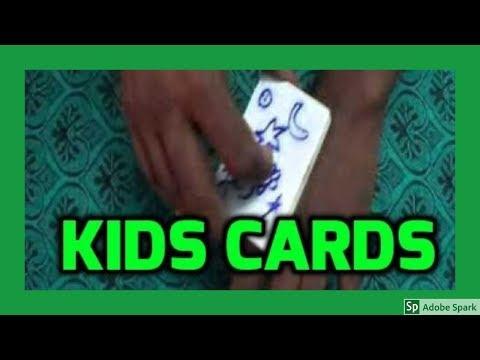 MAGIC TRICKS VIDEOS IN TAMIL #306 I KIDS CARDS @Magic Vijay