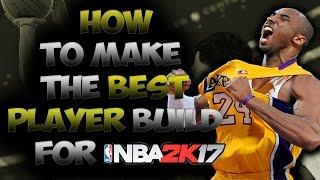 الدوري الاميركي للمحترفين 2K17 - كيفية إنشاء أفضل لاعب! *التوقعات* (الدوري الأميركي للمحترفين 2 ك 16 الحجم)