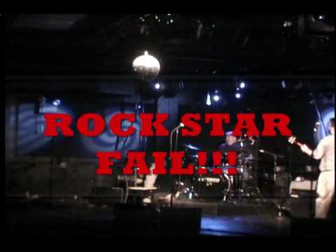 Rock Star Fail from YouTube · Duration:  46 seconds
