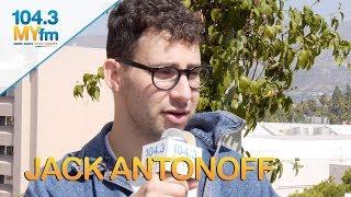 Video Jack Antonoff Talks Las Vegas Terrorist Attack, Working With Pink & New Music download MP3, 3GP, MP4, WEBM, AVI, FLV Desember 2017