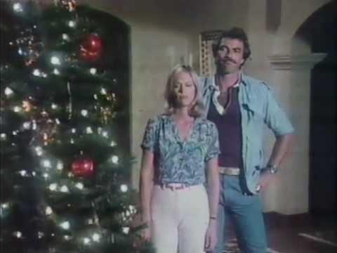 CBS Magnum, P.I. promo December 1980