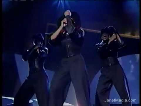 Janet Jackson I Get Lonely (LIVE)