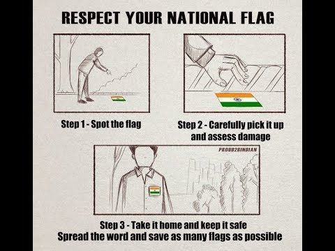 respect-our-national-flag-all-indian's-must-watch-#independence-day-15-august