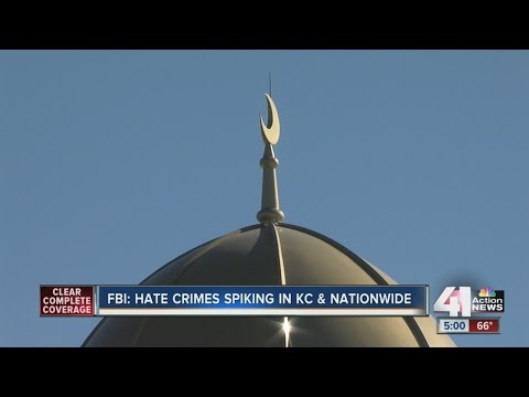 FBI: Hate crimes spiking in Kansas City and nationwide