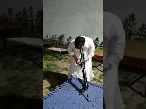 Abdul Rehman Bandesha (Late) Firing